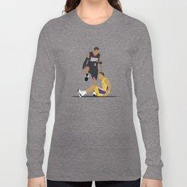 Step Over Lue Long Sleeve T-shirt