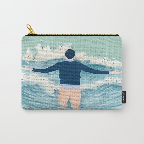 Mad Men Carry-All Pouch