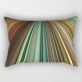 Fall Color Ball Rectangular Pillow