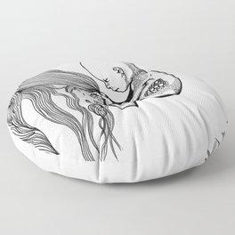 [oneness]  Floor Pillow