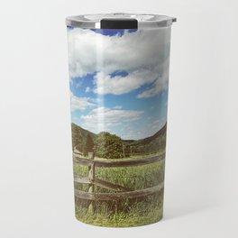 Fencing •Appalachian Trail Travel Mug