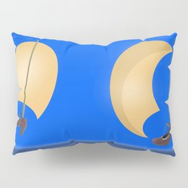 May's Speech To Despair and Treachery - shoes story Pillow Sham
