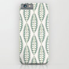 Green Leaves iPhone 6s Slim Case