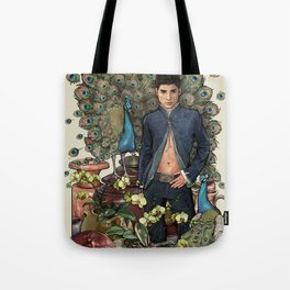 Exotic Fortunes Tote Bag
