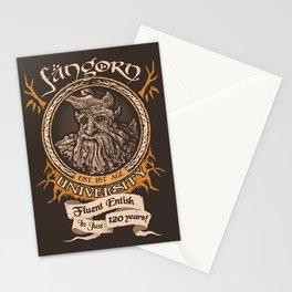 Fangorn University Stationery Cards