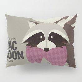 Hello Raccoon Pillow Sham