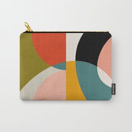 geometry shapes 3 Carry-All Pouch