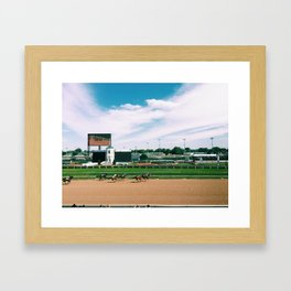 Iphone Untitled 12 Framed Art Print