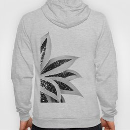 Agave Finesse Glitter Glam #5 #tropical #decor #art #society6 Hoody