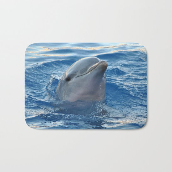 Dolphin20151021 Bath Mat