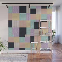 Boho Comfort Wall Mural