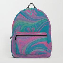 Acid marble dream Backpack