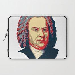 Bach Pop Art Laptop Sleeve