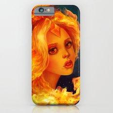 Flame Princess   iPhone 6s Slim Case