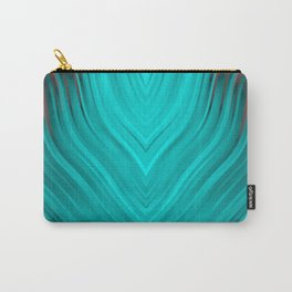 stripes wave pattern 3 2s Carry-All Pouch