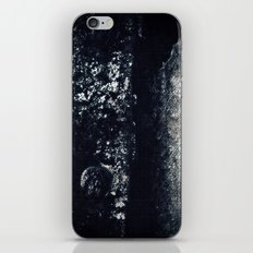 The old vest iPhone & iPod Skin