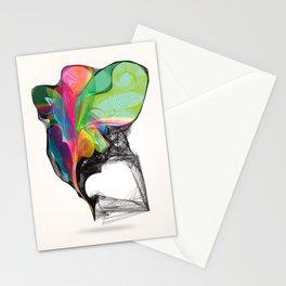Winged Rainbow Stationery Cards