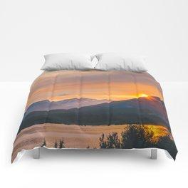 Jasper, Alberta Comforters