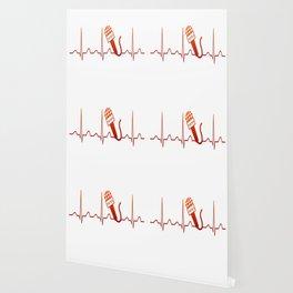 NEWSCASTER HEARTBEAT Wallpaper