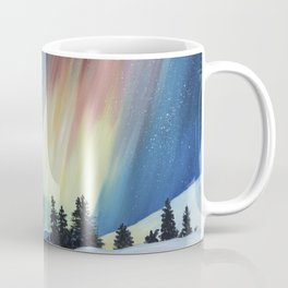 Frozen Fire Coffee Mug