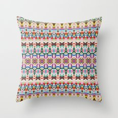 Spring Will Come Throw Pillow