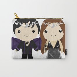 High Lord and Lady of the Night Court Carry-All Pouch