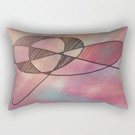 Flavours in G minor Rectangular Pillow