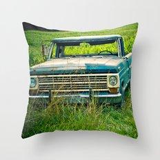 Pickup Throw Pillow