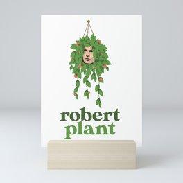 Robert PLANT Zeppelin Mini Art Print