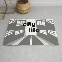 City Life - Urban Edition Rug