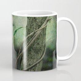 The last leaf Coffee Mug