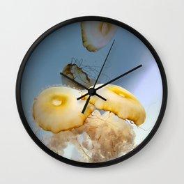 Wondrous Window Wall Clock