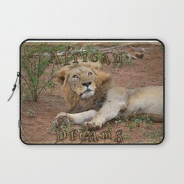 African Dreams Laptop Sleeve