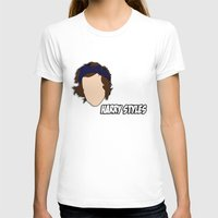 harry styles T-shirts featuring HARRY STYLES by SaladInTheWind