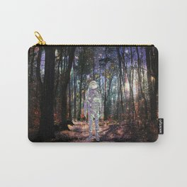 Spaceman in the Forest Carry-All Pouch