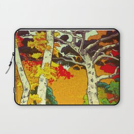 Home at Syin Laptop Sleeve