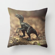 Raptor Throw Pillow