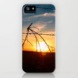 Travelin' Man iPhone Case