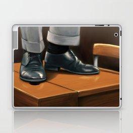 O Captain, my Captain Laptop & iPad Skin