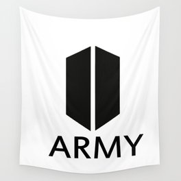 BTS ARMY Wall Tapestry