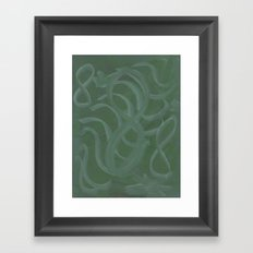 Abstract Infinity Framed Art Print