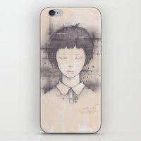 cosmos iPhone & iPod Skins featuring cosmos by Shiro