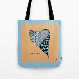 Love for the Sea Tote Bag