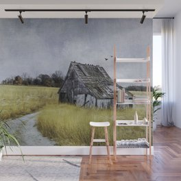 An Honorable Pact with Solitude Wall Mural