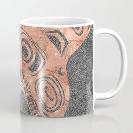 Copper Keét Smoke Coffee Mug