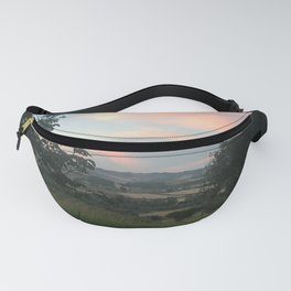 Sunset in Southern Italy Fanny Pack