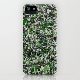 Lorne Splatter #2 iPhone Case