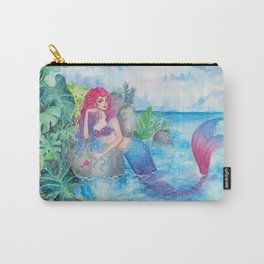Mermaid Lagoon Carry-All Pouch