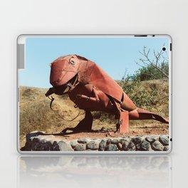 Metal Dinosaur Laptop & iPad Skin