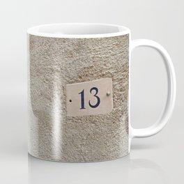 13 - Green Door Coffee Mug